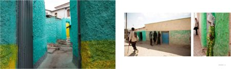 Pages 40 - 41: The Green Walls of Harar