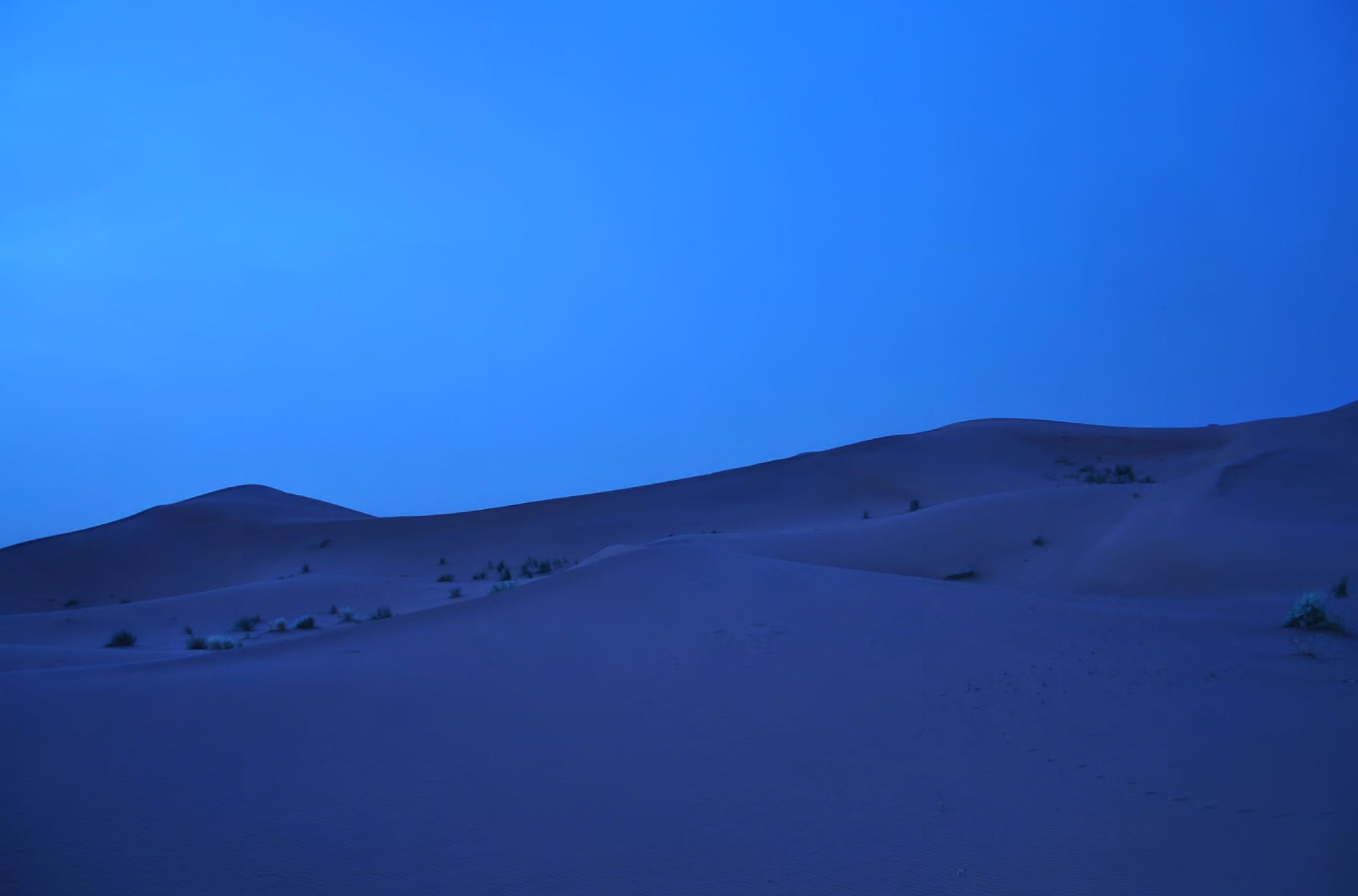 Pages 156-157: Blue Sahara