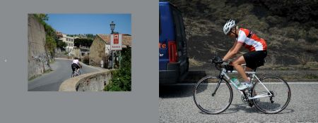 Sicily Album - Page 6: Savoca; Province of Messina / Page 7: Grateful for a little rest