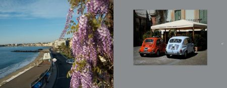 Sicily Album - Page 46: A view from my room / Page 47: 2 Fiats