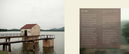 Sri-Lanka Album - Pages 2-3: Isolated House In Danbula