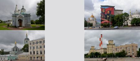 Pages 40 & 41: Sightseeing from Moscow
