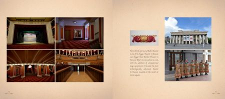 Pages: 96 & 97 - Novosibirsk Opera and Ballet Theater