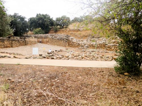 Israel National Trail - Section 01: Tel Dan