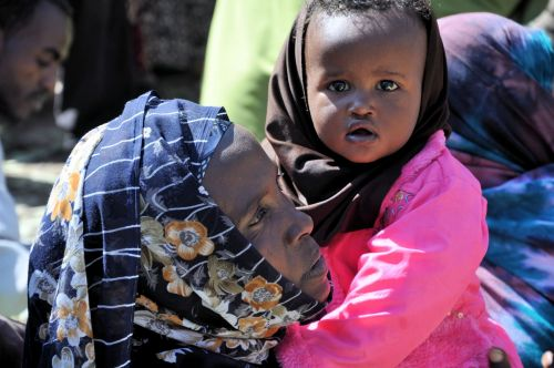 Ethiopia: Mother and Child