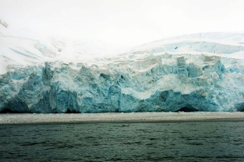 Landscapes/Icebergs and Pack ice - On the way to Elephant Island - photo taken from deck