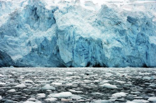 Landscapes/Icebergs and Pack ice - On the way to Elephant Island - photo taken from zodiac