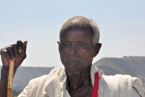 Old-Age: Ethiopia: Dignity comes with age