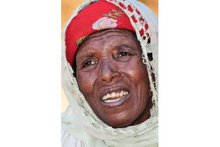 Faces of Ethiopia: An Afar woman