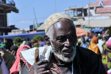 Faces of Ethiopia: Doing business at the market