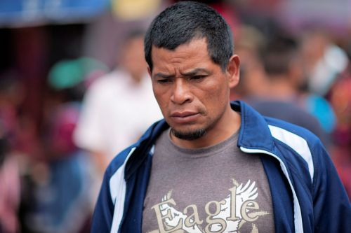 Faces of Guatemala: Solemn, serious and unsmiling