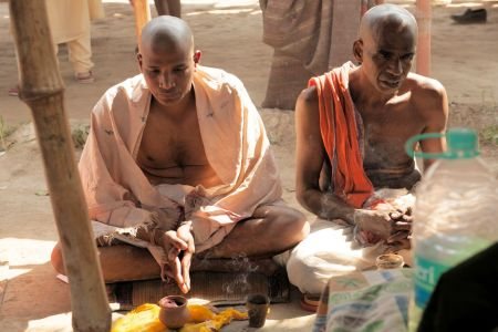 Faces of India: Buddhist Ritual
