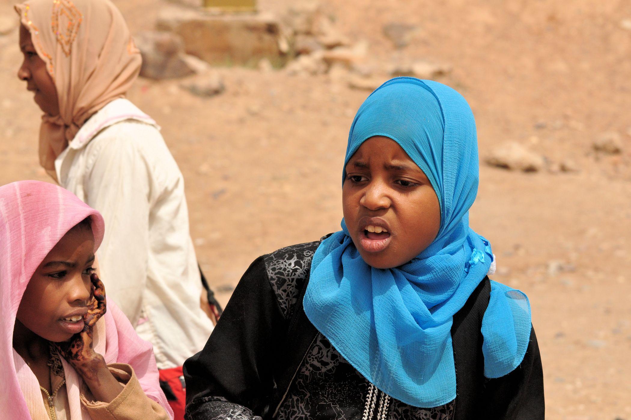 Ait Benhaddou/ Morocco | Morocco, People, Landmarks