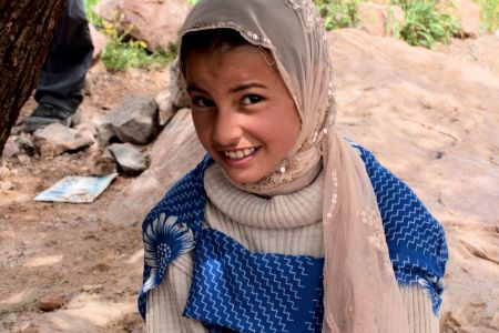 Faces of Morocco:  ???