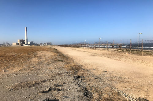 Sde Dov-May 2020: Western Perimeter & Reading Power Station