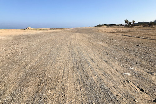 Sde Dov-May 2020: This used to be the runway