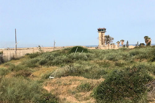 Sde Dov-May 2020: Sde Dov-May 2020: The Control Tower – Controlling open spaces