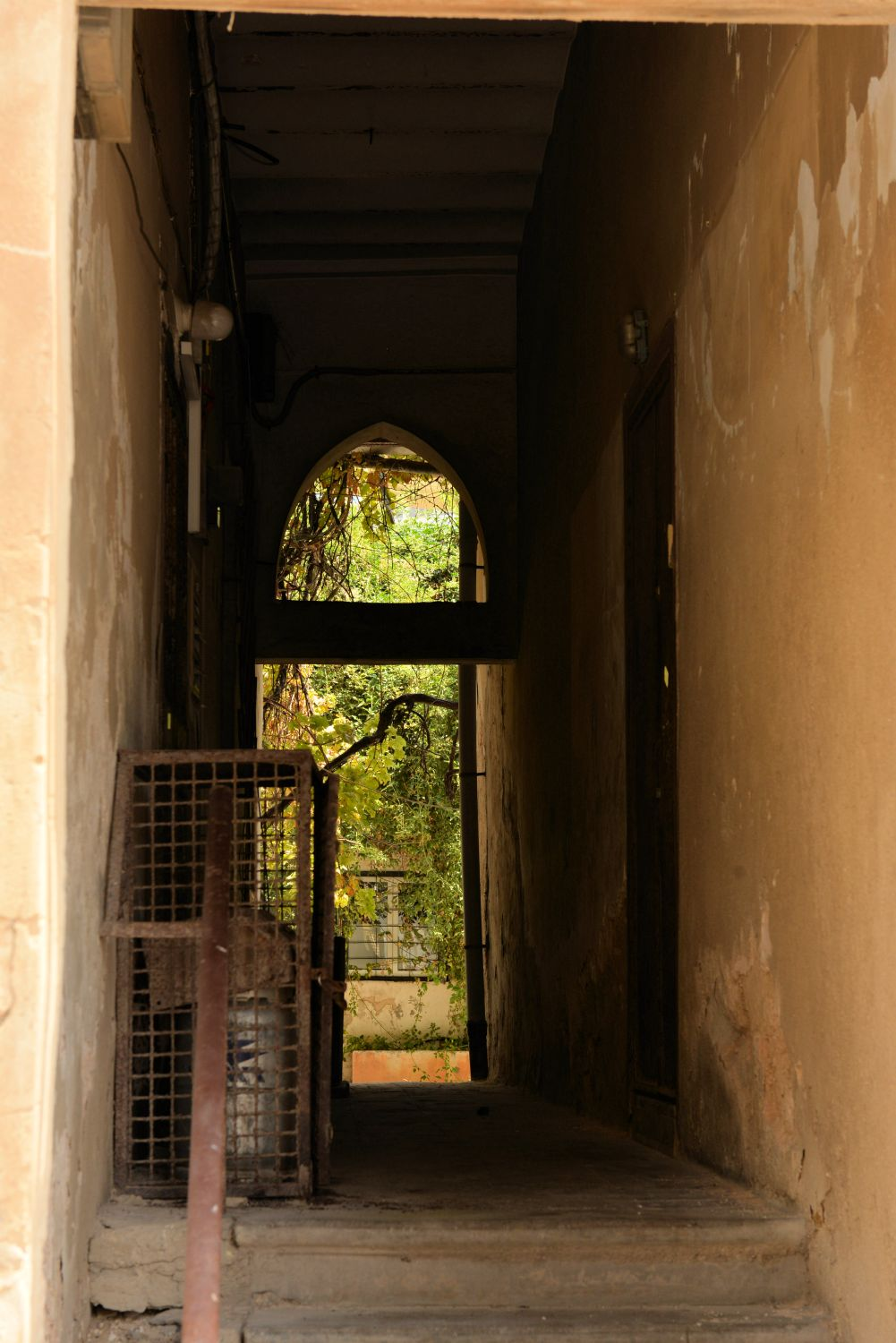 A Photographic Gallery Urban Doors Alleys And Windows