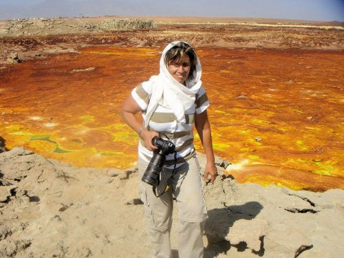 Deniz Bensason, Photographer - Dallol Crater, Ethiopia